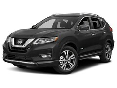 New 2019 Nissan Rogue Hybrid SL Hybrid SUV Winston Salem, North Carolina