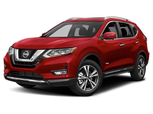 2019 Nissan Rogue Hybrid SL SUV Dulles & Sterling