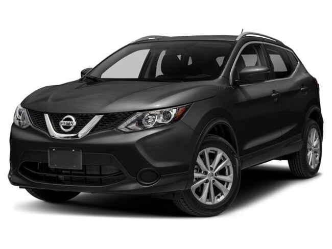 New 2019 Nissan Rogue Sport S SUV in Rochester, NY