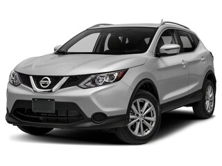 New 2019 Nissan Rogue Sport SV SUV in North Smithfield near Providence
