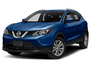 New 2019 Nissan Rogue Sport SV SUV in Lebanon NH