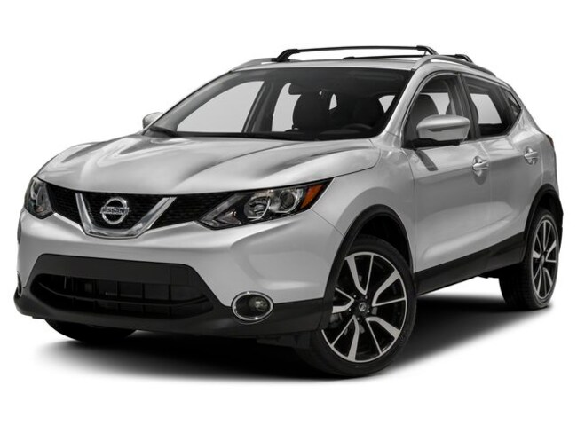 New 2019 Nissan Rogue Sport SL SUV in Lebanon NH