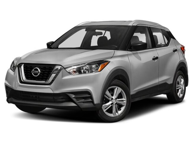 New 2019 Nissan Kicks SV SUV near Newark