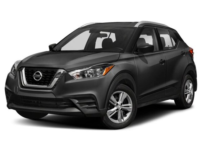 New 2019 Nissan Kicks SV SUV in Springfield, MO