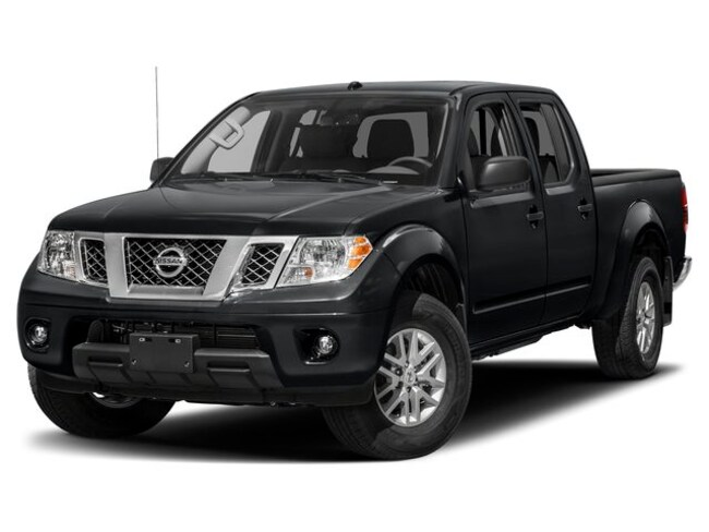 2019 Nissan Frontier SV Truck Crew Cab Lake Norman