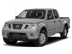 New 2019 Nissan Frontier SV Truck Crew Cab in West Simsbury
