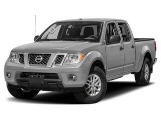 2019 Nissan Frontier Crew Cab 4x4 SV Auto Truck