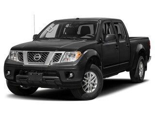 New 2019 Nissan Frontier SV Truck Crew Cab for sale near you in Logan, UT