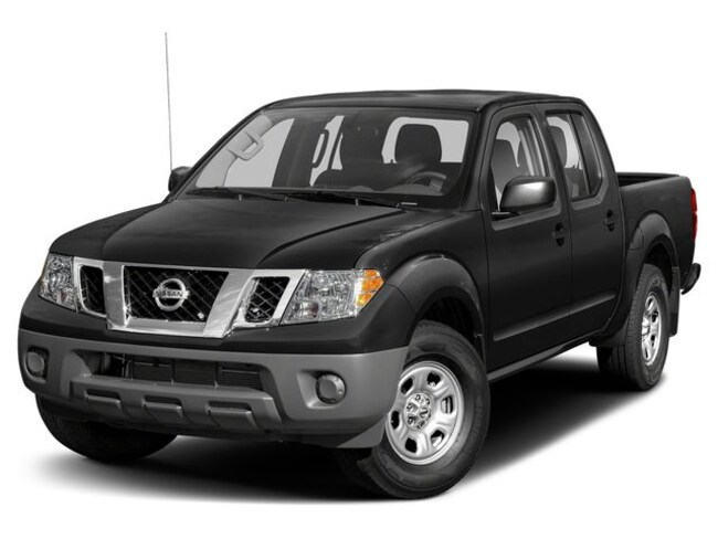 new 2019 Nissan Frontier PRO-4X Truck Crew Cab for sale in Lakewood