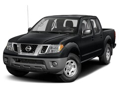 2019 Nissan Frontier SL Truck Crew Cab [L92, G41, C03, W-0, FL2] For Sale in Keene, NH