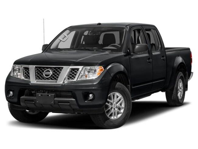 2019 Nissan Frontier SV Truck Crew Cab