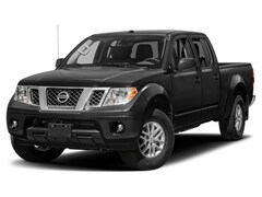 New 2019 Nissan Frontier SV Truck Crew Cab in Grand Junction