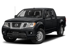 2019 Nissan Frontier SV Crew Cab 4x4 SV Auto Long Bed