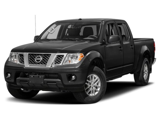 New 2019 Nissan Frontier SV Crew Cab 4x4 SV Auto Long Bed for sale in CT
