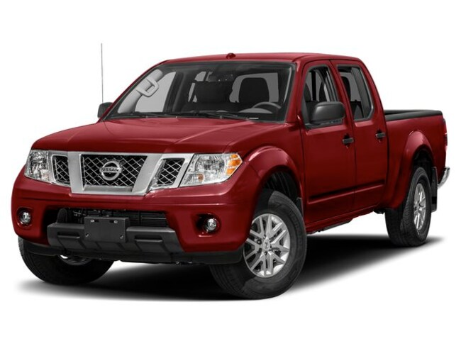 2019 Nissan Frontier SV PICKUP