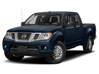 2019 Nissan Frontier Crew Cab 4x4 SV Auto Long Bed Truck Crew Cab