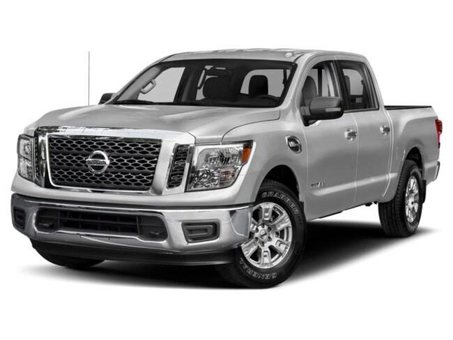 2019 Nissan Titan SV Truck Crew Cab Lake Norman