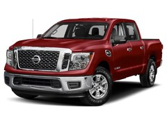 New 2019 Nissan Titan SV Truck Crew Cab 1N6AA1EK5KN517623 for sale near you in Mesa, AZ