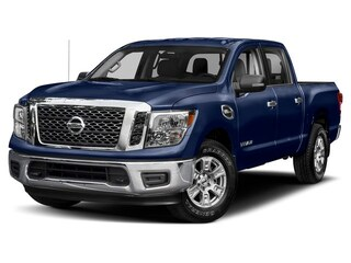 New 2019 Nissan Titan SV Truck Crew Cab for sale near you in San Bernadino, CA