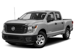 New Cars  2019 Nissan Titan S Truck Crew Cab For Sale in Lihue, HI