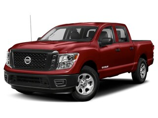 New 2019 Nissan Titan S Truck For Sale Mount Airy NC