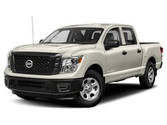 New 2019 Nissan Titan S Truck Crew Cab Concord, North Carolina