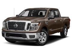 New 2019 Nissan Titan SV Truck Crew Cab N2240 for Sale in State College, PA, at Nissan of State College