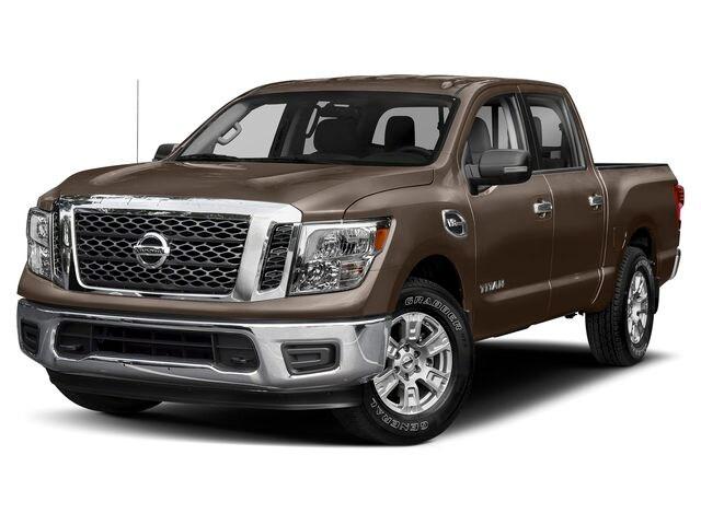 New 2019 Nissan Titan For Sale at Sisk Nissan | VIN