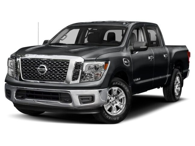 New 2019 Nissan Titan SV Truck Crew Cab For Sale/Lease Aurora, CO