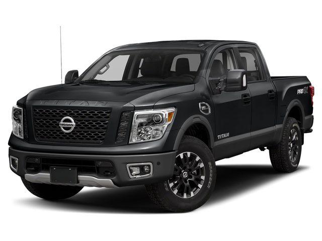 New 2019 Nissan Titan PRO-4X Truck Crew Cab in Durham, NC