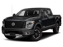 2019 Nissan Titan Pro-4X Trucks Unlimited Truck Crew Cab
