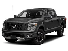 new 2019 Nissan Titan PRO-4X Truck Crew Cab 1N6AA1E57KN514524 for sale in Denver