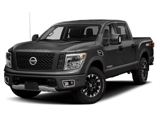 New 2019 Nissan Titan PRO-4X Truck Crew Cab for sale in Fort Collins, CO