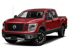 New 2019 Nissan Titan PRO-4X Truck Crew Cab in Grand Junction