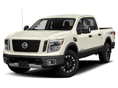 New 2019 Nissan Titan PRO-4X Truck Crew Cab in Manchester NH