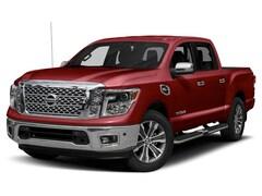 New 2019 Nissan Titan SL Truck Crew Cab Memphis
