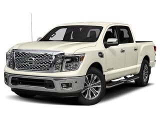 Used 2019 Nissan Titan SL Truck Crew Cab for sale near you in Corona, CA