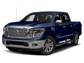 New 2019 Nissan Titan SL Truck Crew Cab for sale in Manhattan, KS at Briggs Manhattan
