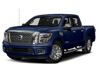 2019 Nissan Titan Platinum Reserve Truck