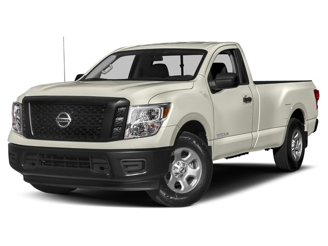 2019 Nissan Titan S Truck Single Cab