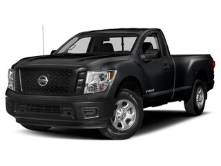New 2019 Nissan Titan S Truck Single Cab for sale in Modesto, CA at Central Valley Nissan