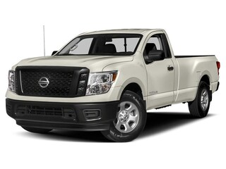 New 2019 Nissan Titan S Truck Single Cab For Sale Meridian MS