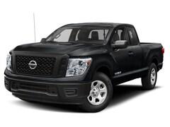 2019 Nissan Titan S Truck King Cab
