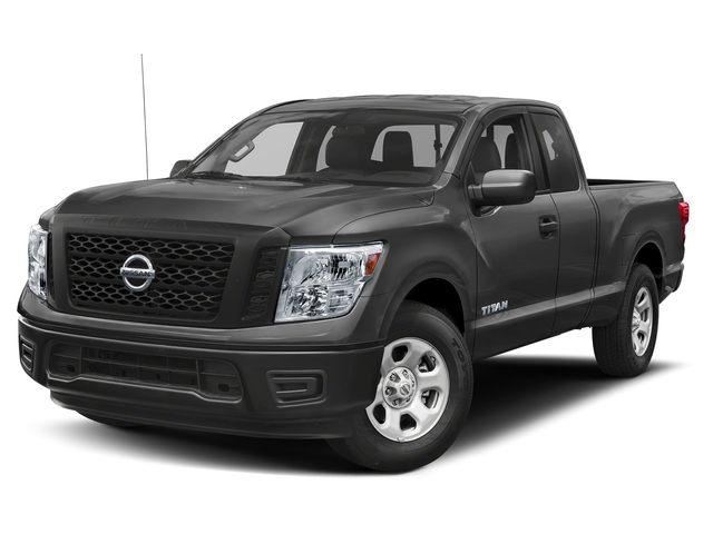 2019 Nissan Titan Truck King Cab