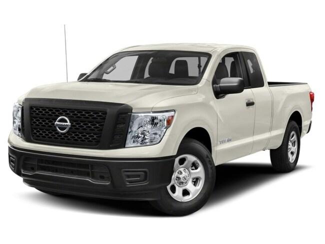 New Commercial 2019 Nissan Titan S For Sale in Davie, FL | Near Miami, Ft   Lauderdale & Pembroke Pines, FL | VIN:1N6AA1CK0KN522070