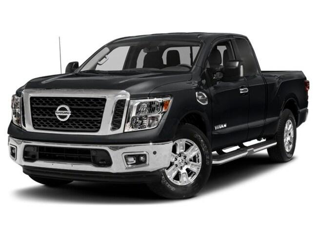 2019 Nissan Titan SV Truck
