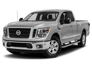 New 2019 Nissan Titan SV Truck King Cab in Rosenberg, TX