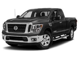 New 2019 Nissan Titan SV Truck King Cab for sale in Modesto, CA at Central Valley Nissan