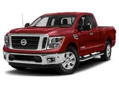 New 2019 Nissan Titan SV Truck King Cab in South Burlington