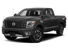 New 2019 Nissan Titan PRO-4X Truck King Cab in South Burlington
